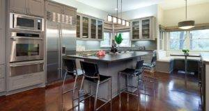 Inspiring Open Floor Plan Kitchen Dining Living Room Custome