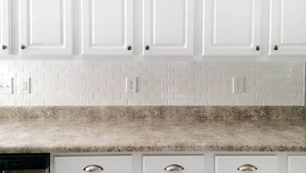 Install Kitchen Backsplash Nest Less