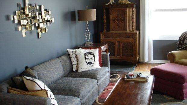 Interesting Gray Wall Paint Color Grey Living Room Ideas