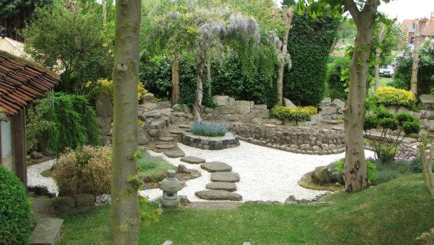 Interesting Japanese Garden Designs Ideas Modern