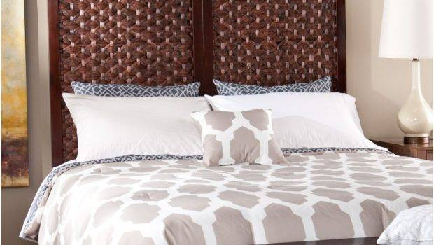 Interesting Wall Mounted Headboards Bed