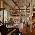 Interior Barn Home Pinterest