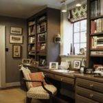 Interior Classic Home Office Decorating Ideas