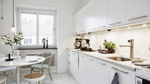 Interior Design Modern Ideas Swedish Kitchen