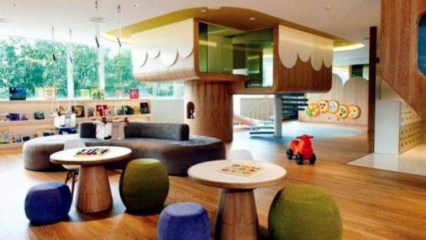 Interior Design New Learning Center Promotes