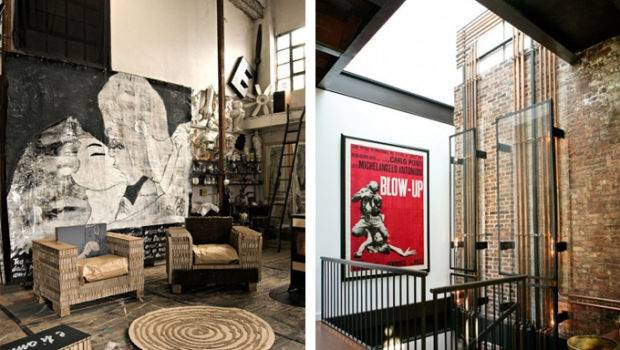 Interior Inspiration Industrial Revolution Amberth Design