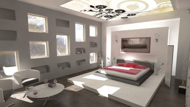 Interior Luxury Bedroom Design Ideas