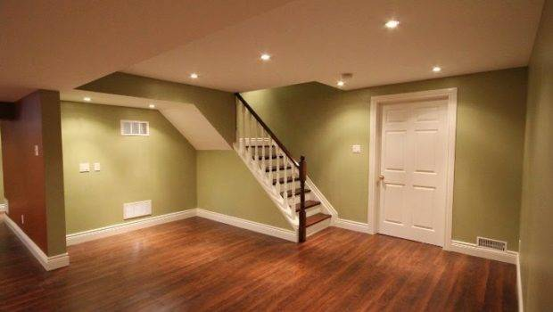Interior Paint Colors Basements