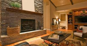 Interior Stone Fireplace Designs Meant Warm Your Home