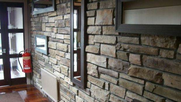 Interior Stone Wall Remodeling Pinterest