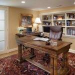 Into Chic Functional Home Office Interior Design