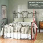 Iron Bed Headboards Types Design Tips