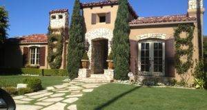 Italian Style Home Homes Pinterest