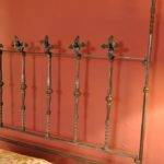 Italian Wrought Iron Four Poster Bed Circa Beds