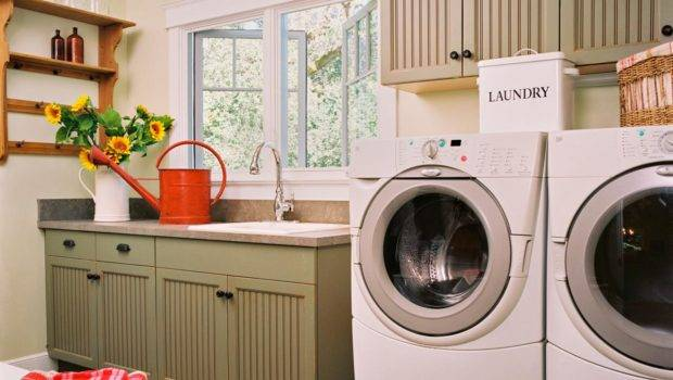 Jane Ellison Country Style Laundry Room Rooms Can Often