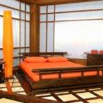 Japanese Bedroom Theme Decorating Photos Home