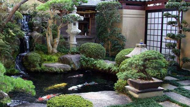 Japanese Garden Designs Ideas Interior Design Architecture