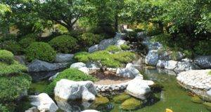 Japanese Gardens Interior Design Ideas