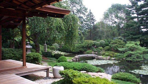 Japanese House Beautifully Related Gorgeous Garden
