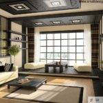 Japanese Interior Design Style Houses Apartments Non