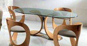 Japanese Style Dining Table Chairs Listed