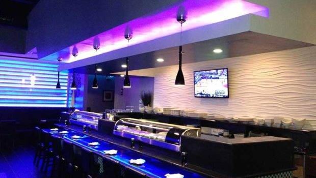 Japanese Sushi Bar Design Chicago Architectural Projects