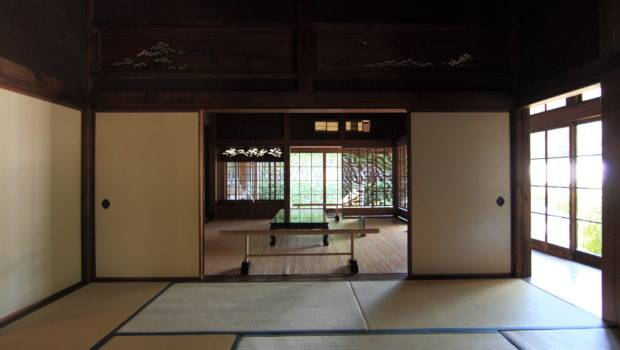 Japanese Traditional Style House Interior Design