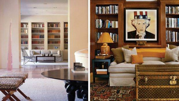 Jaw Dropping Private Library Interior Design Part
