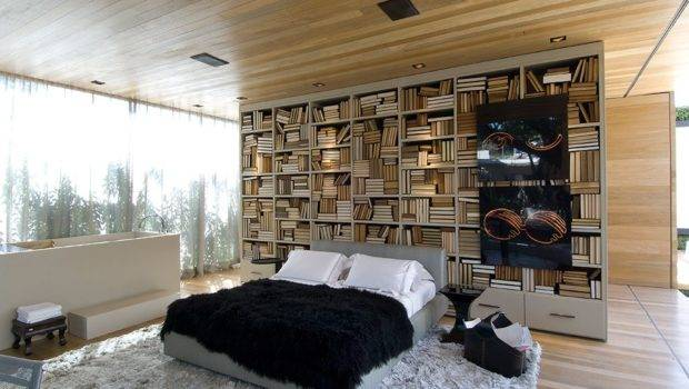 Jaw Dropping Private Library Interior Design