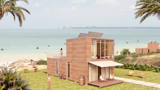 Jetson Green Meka Unveils Modular Container Houses