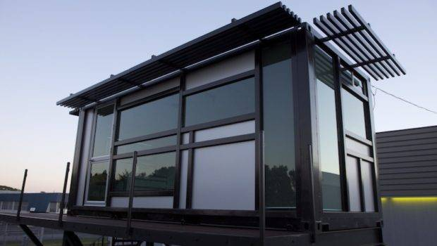 Jetson Green Shipping Container Projects