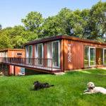 Kalkin Container House Califon Three Shipping Containers