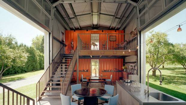 Kalkins Shipping Container Homes