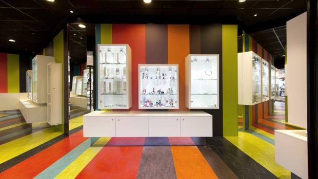 Kameleon Showcase Colorful Interior Design