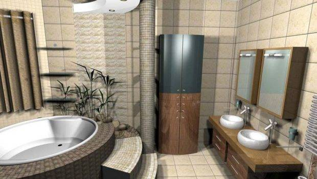 Kbhome Modern Small Bathroom Very Cool Like