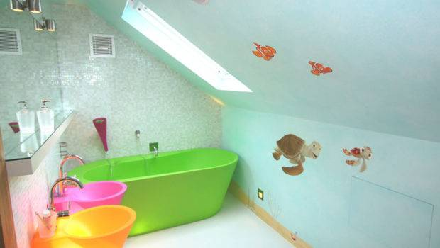 Kids Bathroom Ideas Home Designs Project