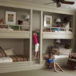 Kids Bunk Bed Loft Design