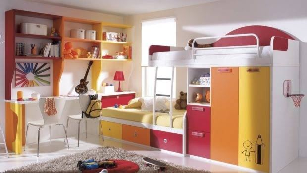 Kids Bunk Bed Video Funky Youtube