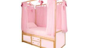 Kids Four Poster Bed Childrens Centres