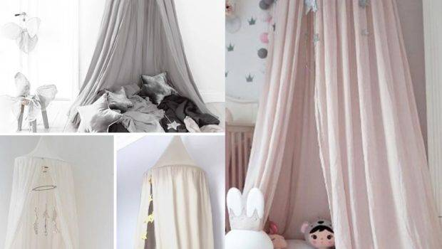 Kids Girls Boy Princess Bed Canopy Hanging Insect Mosquito