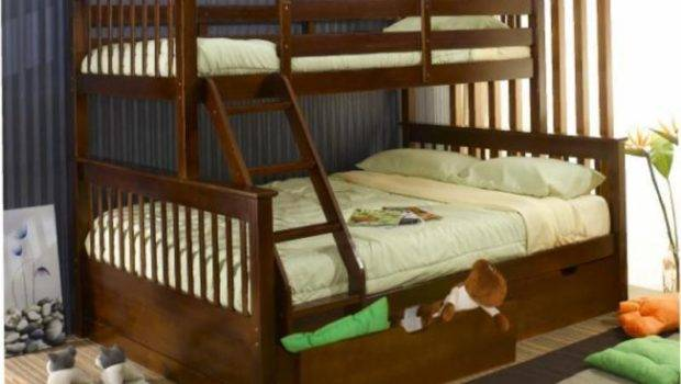 Kids Twin Bunk Bed Desk Solid Wood Beds White