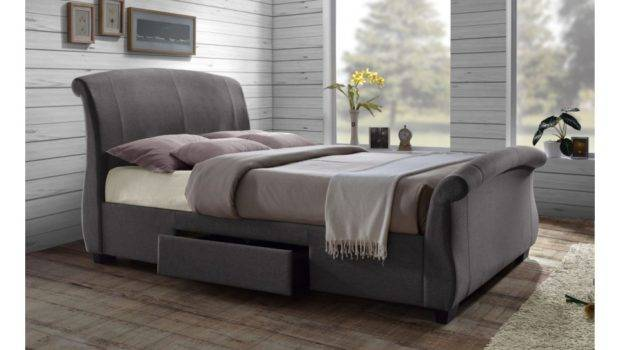King Bed Home Latest Trends Upholstered Beds Condition New Our