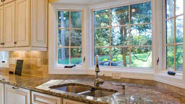 Kitchen Bay Window Ideas Decor Ideasdecor