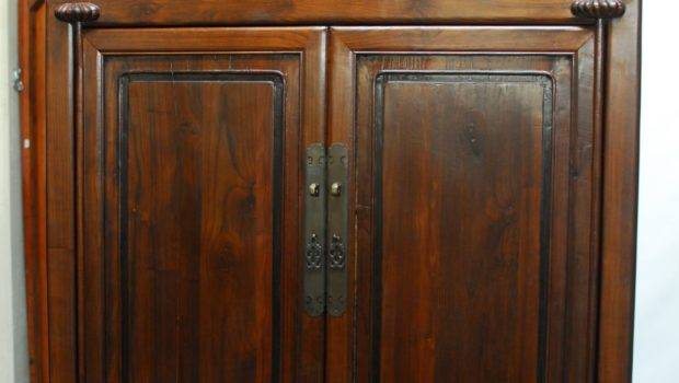 Kitchen Cabinet Armoire Add Cart Handsome Chinese