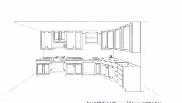 Kitchen Cabinet Layouts Cabinets