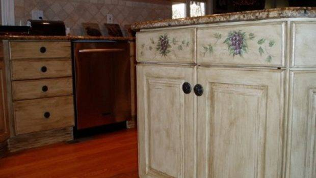 Kitchen Cabinet Painting Ideas Accent Your