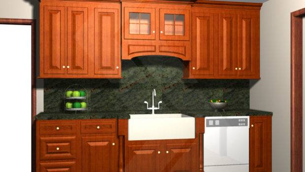Kitchen Cabinet Valance Placing Over