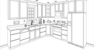 Kitchen Cabinets Design Layout Android Iphone