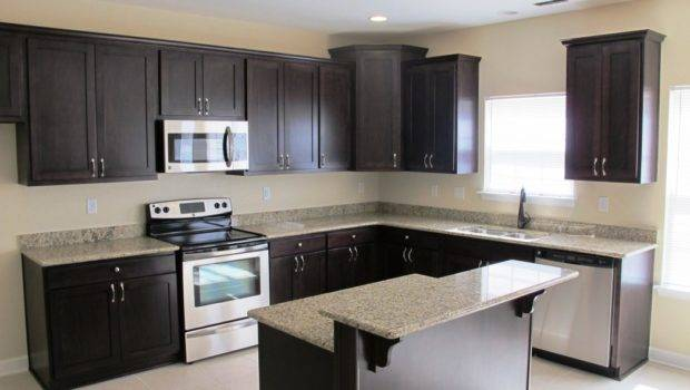 Kitchen Cabinets Small Shaped Design Cabinet