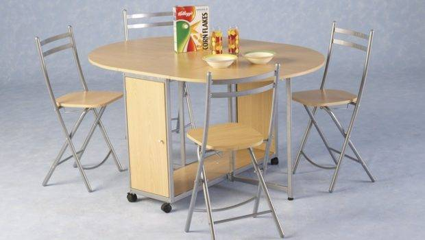Kitchen Chairs Extending Table
